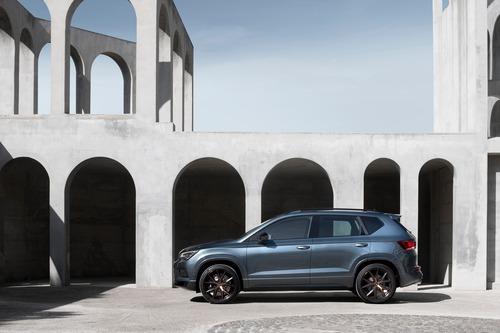 Cupra Ateca, SUV da 300 CV e finiture top per famiglie veloci [Video] (6)