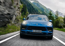 Porsche Macan 2019, arriva dal futuro...ma senza diesel! [Video]