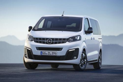 Opel Zafira Life, il monovolume dell'era PSA (5)