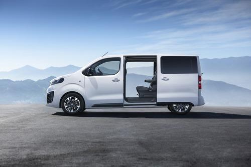 Opel Zafira Life, il monovolume dell'era PSA (8)