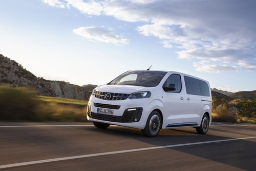 Opel Zafira Life, il monovolume dell'era PSA (3)