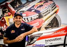 """Dakar 2019 100% Perù. Nasser Al Attiyah. """"Non tutti i mali vengono per nuocere!"""""""