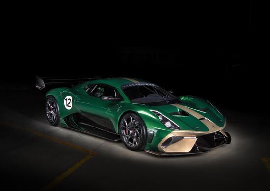 Brabham, obiettivo 24 Ore di Le Mans 2022