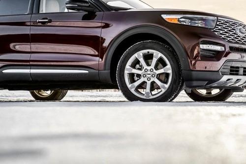 Ford Explorer 2019: ecco la nuova serie del SUV americano [gallery & video] (2)