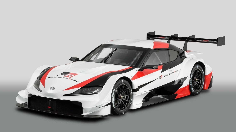 Toyota GR Supra Super GT, svelata la concept racing