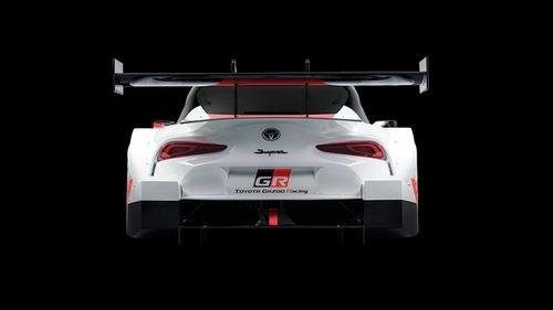 Toyota GR Supra Super GT, svelata la concept racing (5)