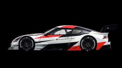 Toyota GR Supra Super GT, svelata la concept racing (6)