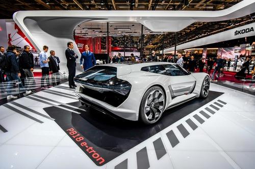 Audi PB18 e-tron, saranno prodotti 50 esemplari (2)