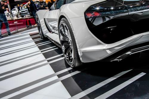Audi PB18 e-tron, saranno prodotti 50 esemplari (5)