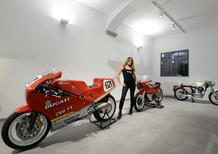 I Segni della Velocità: una mostra dei capolavori Ducati NCR