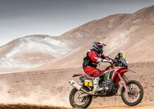 Dakar 2019: ritiro per Goncalves!
