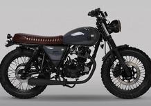 Mutt Motorcycles Mutt Hilts 125