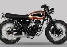 Mutt Motorcycles Mutt Super 4 Gold 125