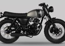 Mutt Motorcycles Mutt Super RS-13 125