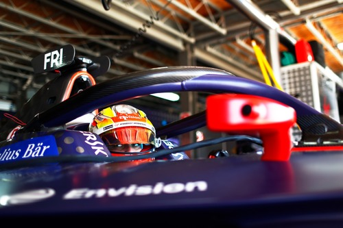 Formula E, ePrix di Marrakech: vince D'Ambrosio (9)