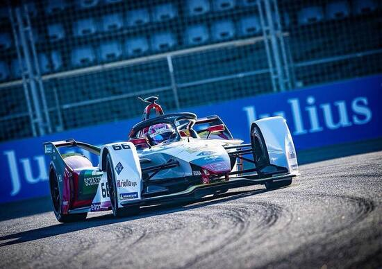Formula E, test Marrakech: Muller al top