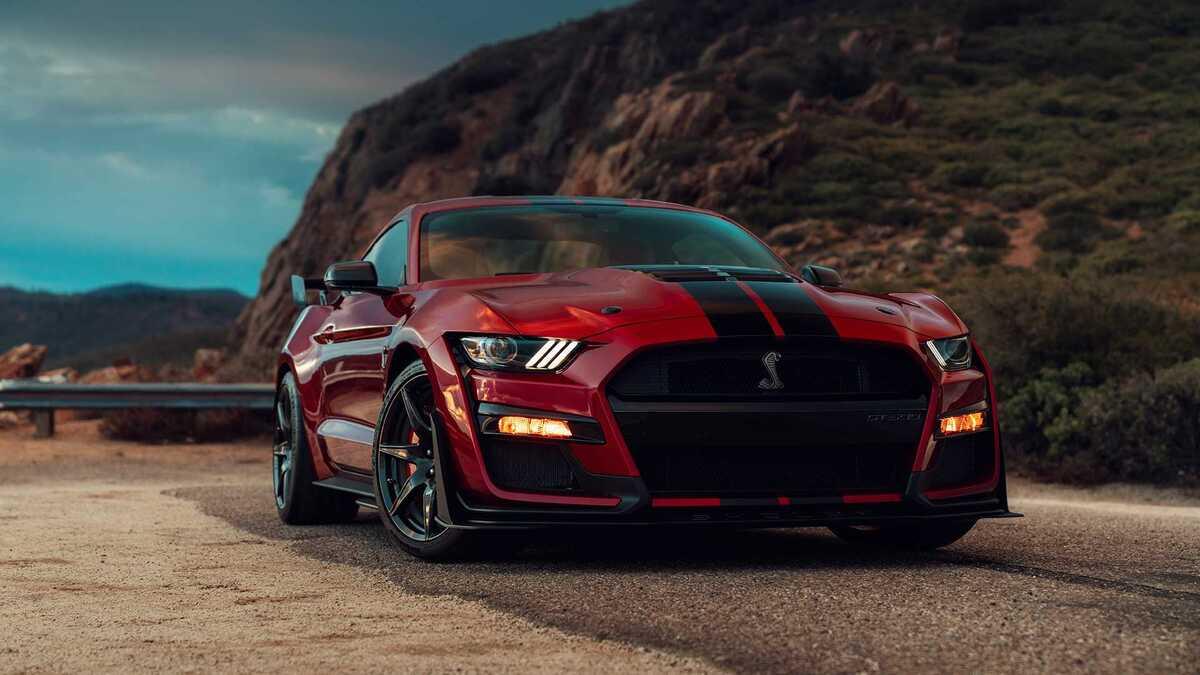 Ford mustang shelby gt500 2019 700 cv per la pony car damerica video news automoto it