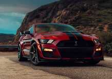 "Ford Mustang Shelby GT500 2019, 700 CV per la ""pony car"" d'America [Video]"