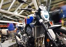 MBE: Honda CB 1000R+ Limited Edition, foto e prezzo