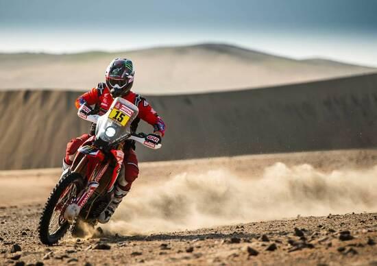 Dakar 2019: Brabec out, motore rotto nella Tappa 8