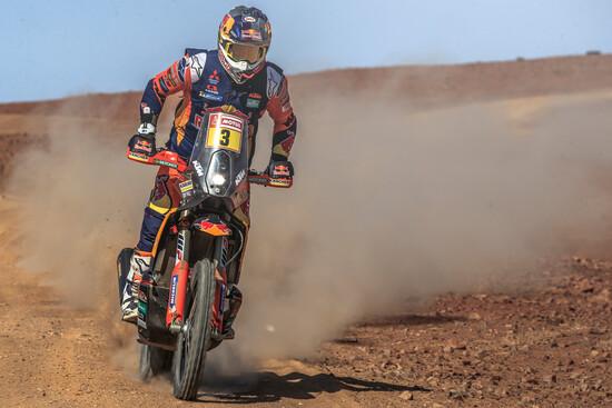 Toby Price al comando della generale dopo la Tappa 8 della Dakar 2019