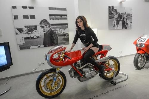 MBE: la Ducati Rino Caracchi Tribute debutta in società (2)