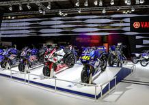 MBE: Yamaha al Salone di Verona