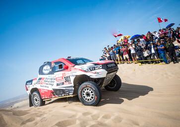 Dakar 2019 100% Perù. La Terza Corona del Principe del Qatar