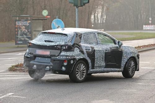 Ricordate la Ford Puma? Rinasce Crossover per il 2020 [foto gallery] (4)