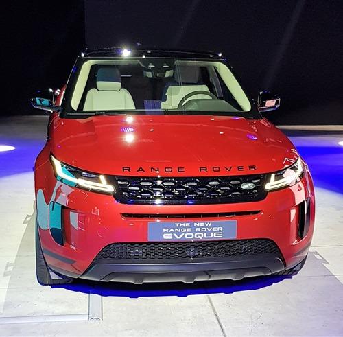 """Nuova Range Rover Evoque: nata e """"curata"""" per le città di oggi (5)"""