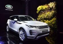 """Nuova Range Rover Evoque: nata e """"curata"""" per le città di oggi"""