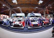 "WRC 2019. Sbalzi di temperature. Dalla Dakar al ""Monte"""
