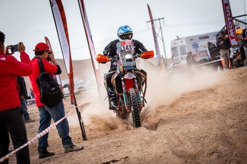 Nicola Dutto: tutte le foto di una Dakar dal retrogusto amaro