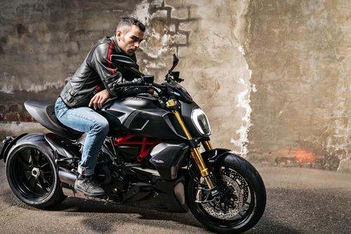 Ducati Diavel 1260 m.y. 2019 in produzione. In vendita a febbraio (7)