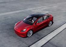 Tesla Model 3, prime consegne per il mercato europeo