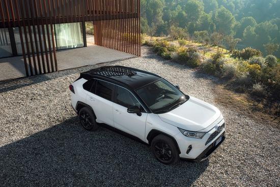La nuova Toyota RAV4