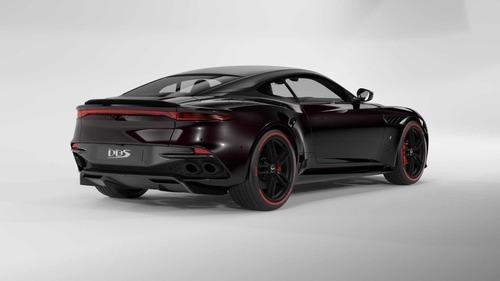 Aston Martin DBS Superleggera: ecco la TAG Heuer Edition (2)