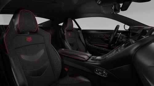 Aston Martin DBS Superleggera: ecco la TAG Heuer Edition (5)