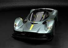 Aston Martin Valkyrie, più estrema con l'AMR Track Performance Pack