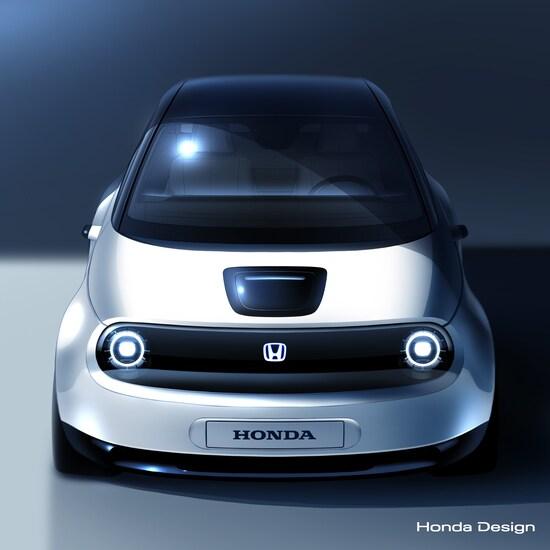 Honda, una concept elettrica al Salone di Ginevra 2019