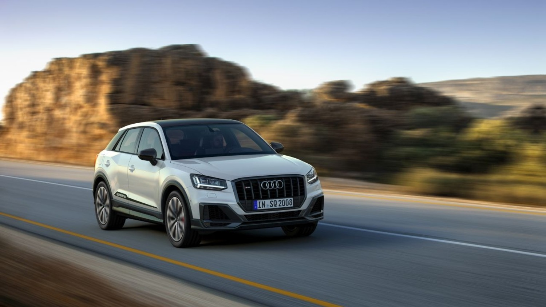 Audi SQ2, il prezzo per l'Italia: si parte da 50.750 euro