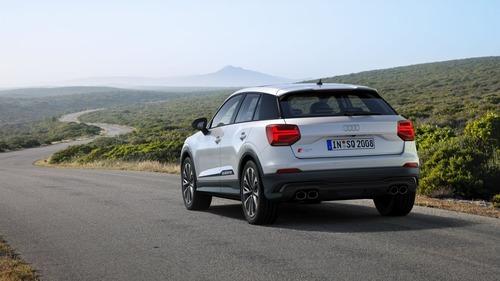 Audi SQ2, il prezzo per l'Italia: si parte da 50.750 euro (4)