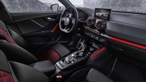 Audi SQ2, il prezzo per l'Italia: si parte da 50.750 euro (7)