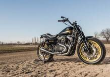 "Harley–Davidson Parma: la XR1200 FT ""The Answer"" per la Battle of the Kings"