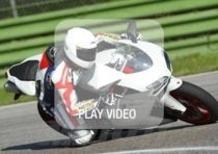 Ducati 848 EVO e 1198 SP. A Imola con Carlos Checa