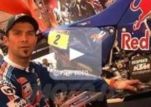 KTM 450 Rally, Cyril Despres presenta la sua moto