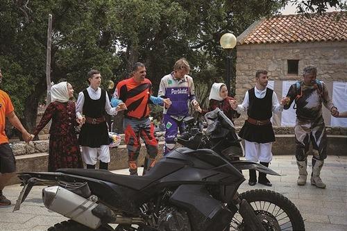 European KTM Adventure Rally 2019: si va in Bosnia (2)