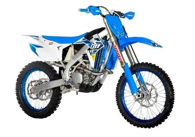 Tm Moto MX 250 F