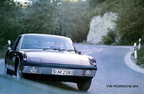 """Volkswagen-Porsche 914, i 50 anni della """"Porsche del popolo"""" (6)"""
