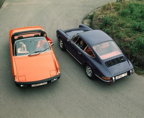 """Volkswagen-Porsche 914, i 50 anni della """"Porsche del popolo"""" (8)"""